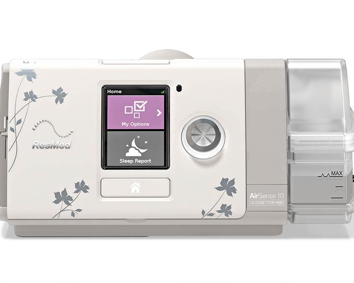 AirSense 10 AutoSet for Her Series