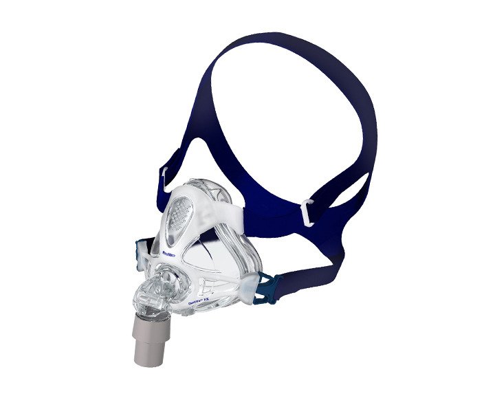 Quattro FX Full Face Mask